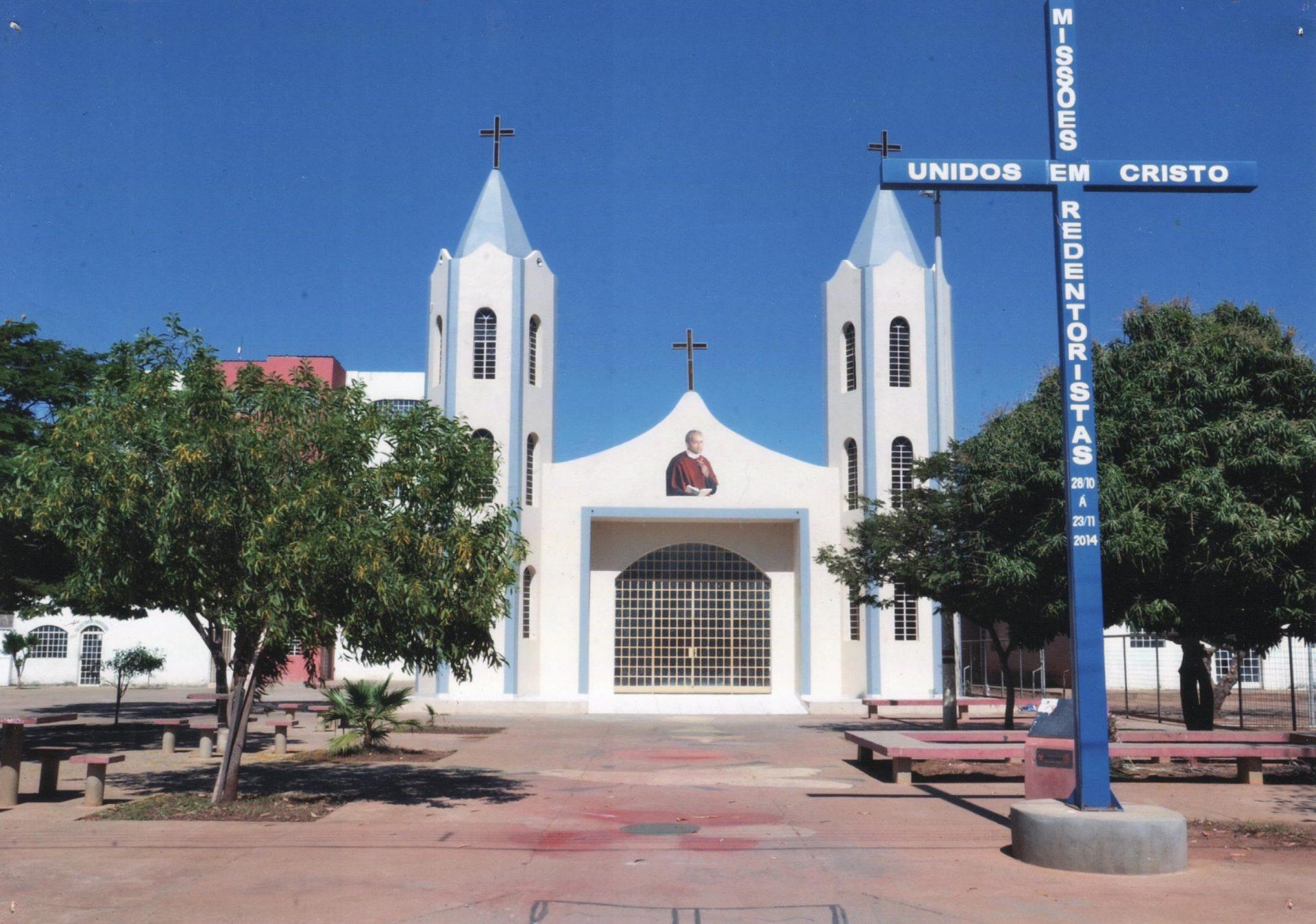 Paróquia Santo Afonso – Janaúba