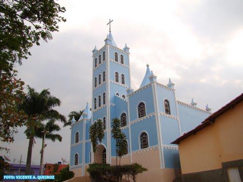 Paróquia São João Batista – São João do Paraíso