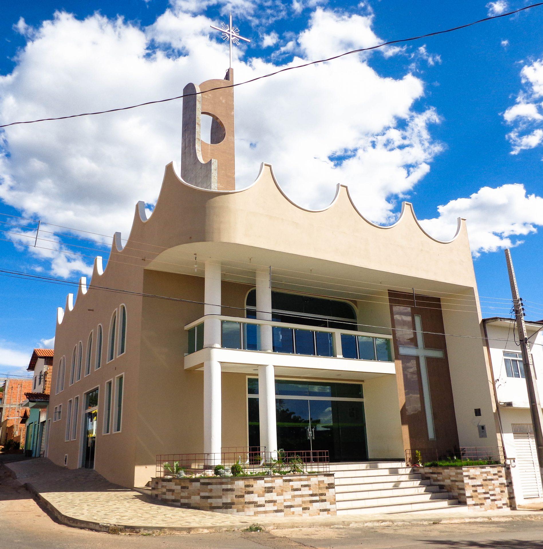 Quase Paróquia Santo Antônio – Santo Antônio do Retiro